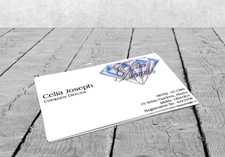 Elite Access Business Card