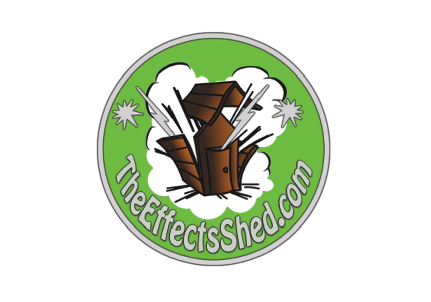 The Effects Shed Logo